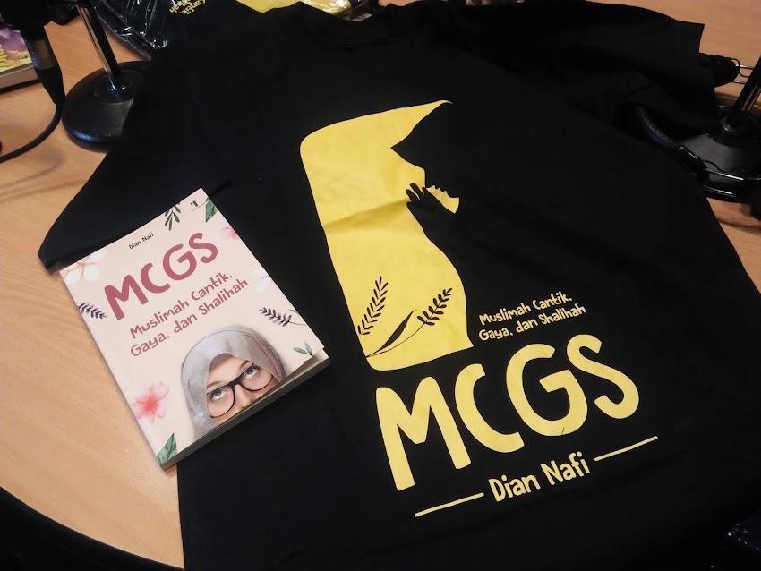 Novel Banu dan Buku MCGS di Radio Sonora FM