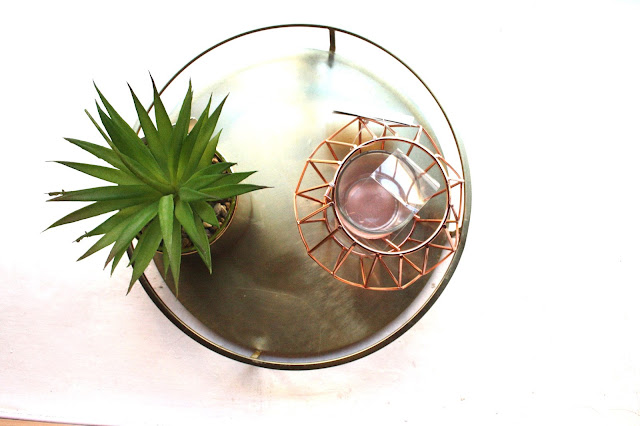 new look rose gold homeware accessory