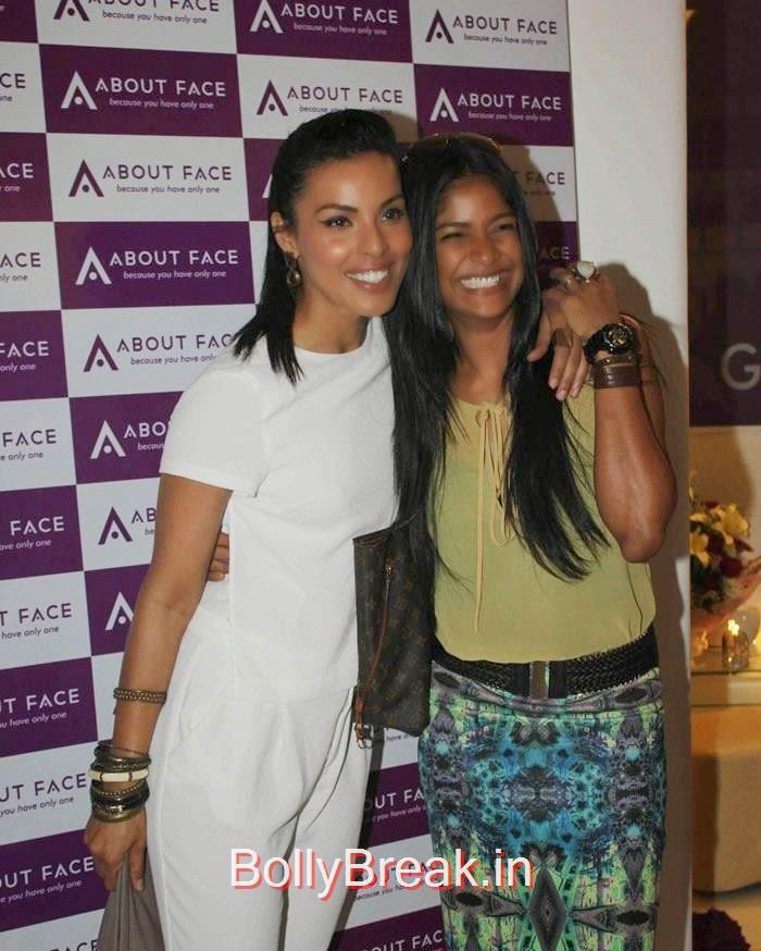 Deepti Gujral, Carol Gracias, Malaika Arora Khan Hot HD Images At About Face skin care & Aesthetics Center Launch