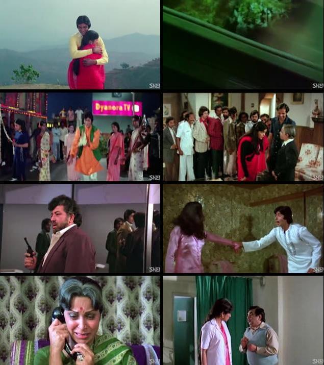 Mahaan 1983 Hindi 480p HDRip