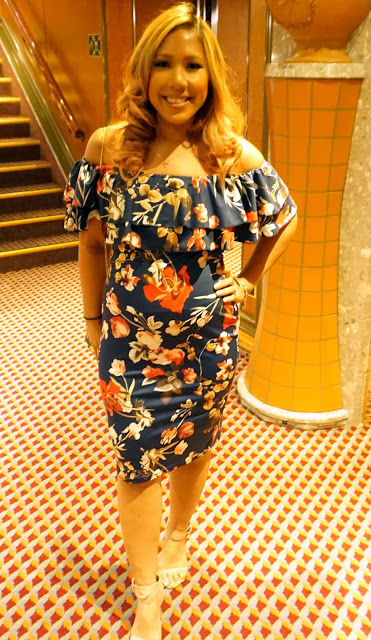 Get Ready With Me Carnival Cruise Formal Night Makeup