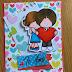 Reto 3 Gidalthi Ilustration  San Valentín