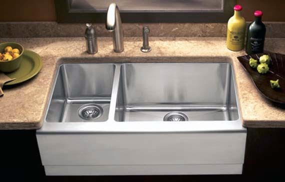 Kitchen Sinks and Faucets picture