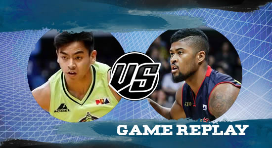 Video Playlist: GlobalPort vs ROS game replay July 12, 2018 PBA Commissioner's Cup