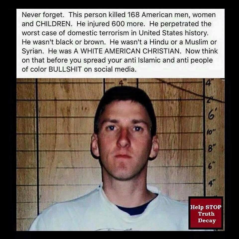 terrorism with america