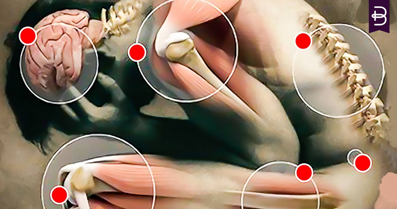 Секс и хронические мышечные блоки