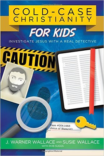 Footprints in the Butter: Cold-Case Christianity for Kids {a