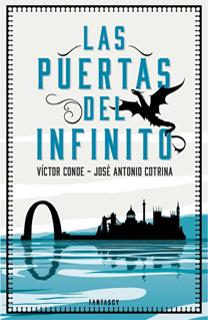 Libro Las puertas del infinito, de Víctor Conde y José Antonio Cotrina - Cine de Escritor