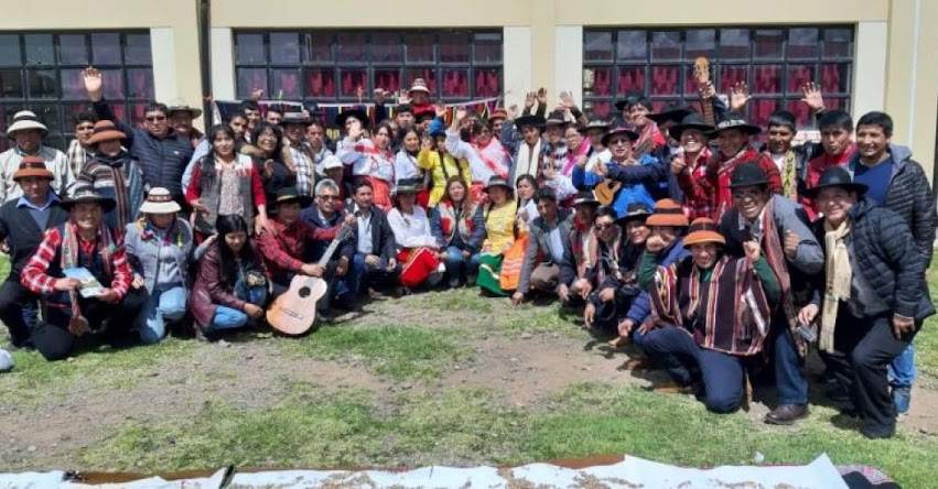 Culminó el Taller Macro Regional de Soporte Pedagógico Intercultural de Arequipa, Apurímac, Cusco, Madre de Dios y Puno