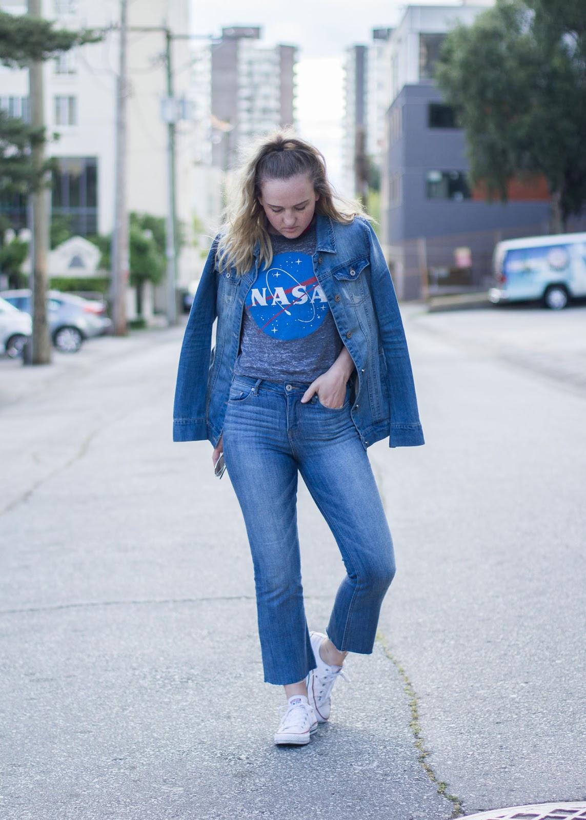Canada Fashion Magazine: Vancouver Fashion And Personal Style Blog: NASA