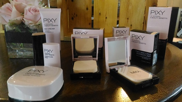 Soft launching PIXY 4 beauty benefits