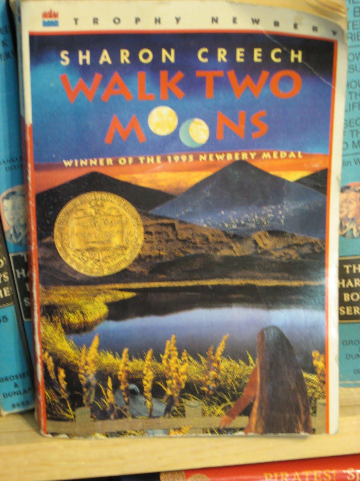 Project Newbery Award 1995 Walk Two Moons