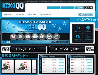 dari TO akan dibagikan setiap hari RABU dan SABTU KokoQQ.com || Agen Poker V & Domino Terpercaya 100% Fairplay No Bot