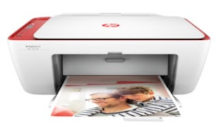 HP DeskJet 2600 All-in-One Driver Downloads