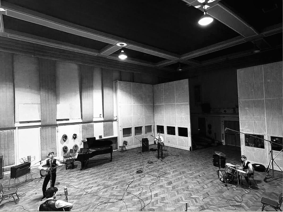 アビーロードスタジオを仮想見学「Inside Abbey Road」公開