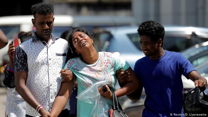 Wie hat sich der islamistische Terrorismus in Sri Lanka durchgesetzt?
