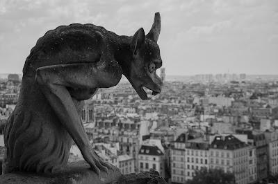 Gargoyle, Notre Dame de Paris