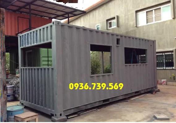 container văn phòng tại thái bình