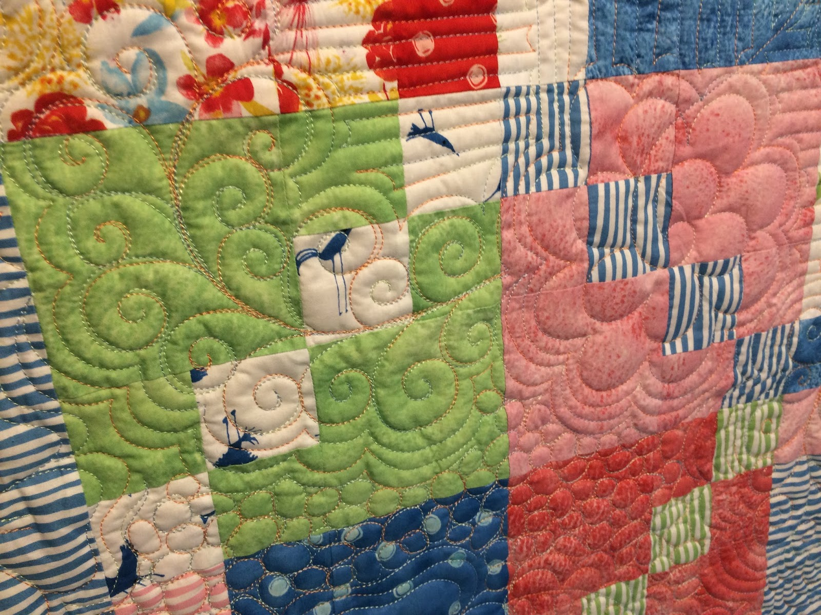 Debby Brown Quilts: Cutie Quilt -- Share & Share Alike : quilt show manchester nh - Adamdwight.com