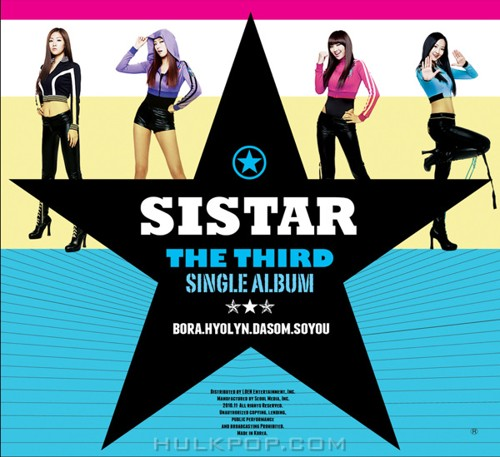 SISTAR – How Dare You – Single (FLAC + ITUNES PLUS AAC M4A)