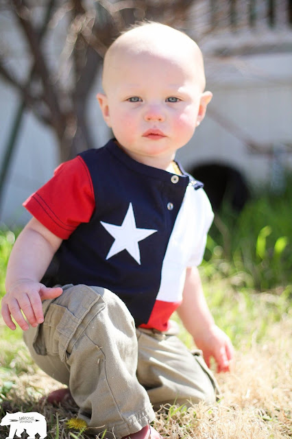 Fun times in spring time in Texas with Baby B and His Mama (Wild One photography)