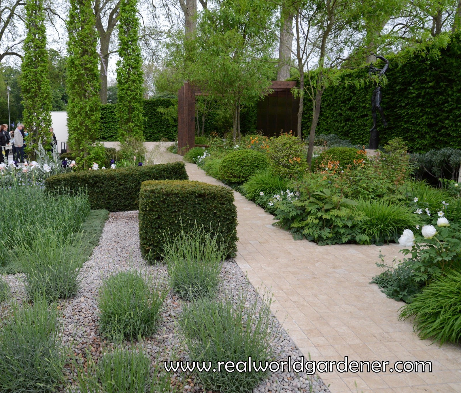 Real world gardener colour trends in design elements for Garden design podcast
