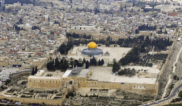 Ini Cara Licik Baru Zionis Israel Rebut Pemukiman Warga Palestina di Al Quds