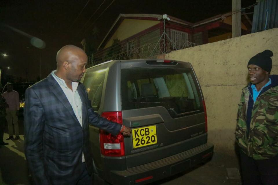 Moses Kuria Chris Msando Murder Moses Kuria Killed Msando