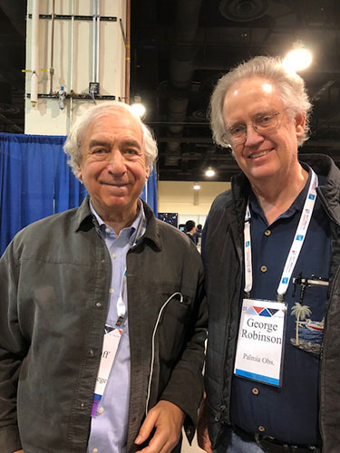Professor Pasachoff and Resident Astronomer George discuss the upcoming 2019 eclipse in Chile