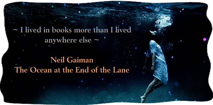 The Ocean At The End Of The Lane By Neil Gaiman: Ira Membaca: Book Kaleidoskop 2013 :Top Five Most
