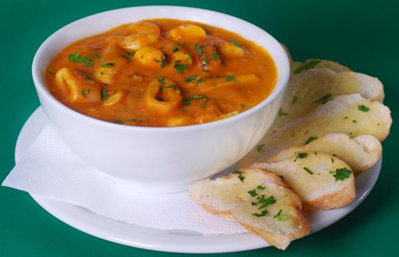 Sopa delícia