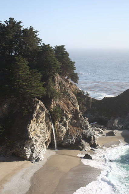 McWay Falls in Big Sur - Essential Big Sur Road Trip Itinerary