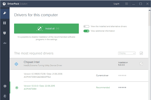 Download DriverPack Solution Free For Windows 10, 7, 8/8.1 PC