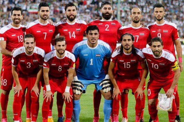 موعد مباراة سوريا واستراليا في كأس اسيا 15-1-2019