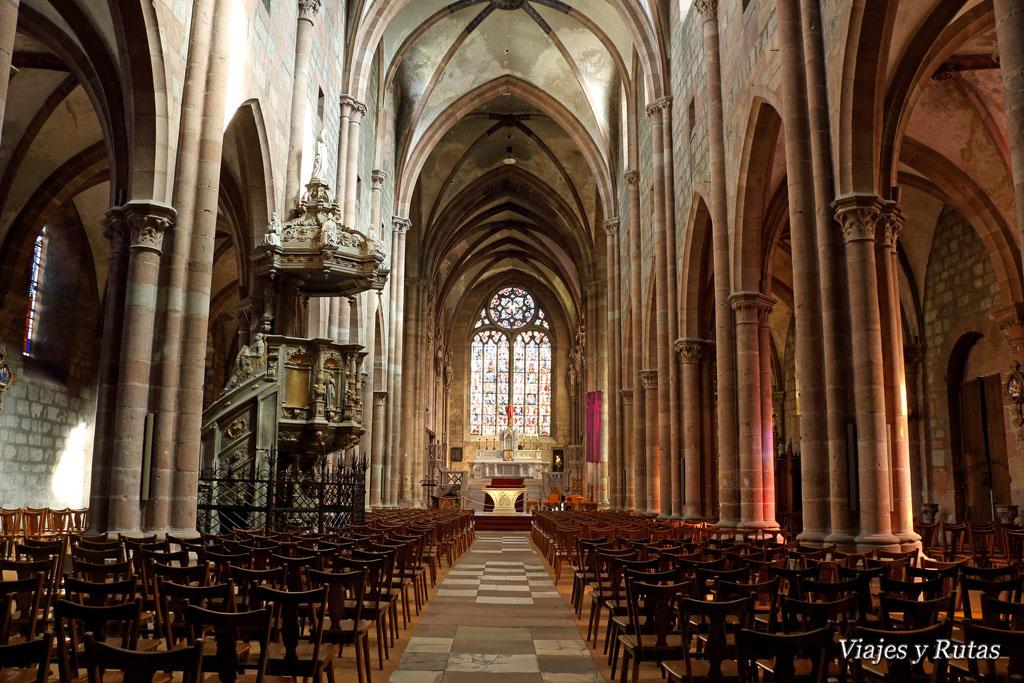 Iglesia de Saint George de Sélestat