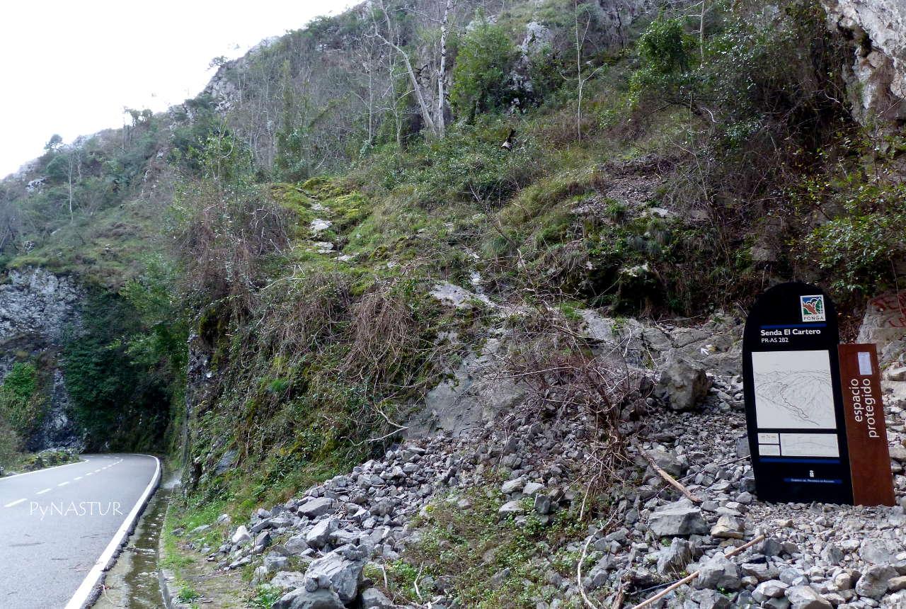 Senda del Cartero y Desfiladero de Los Beyos - Parque Natural de Ponga