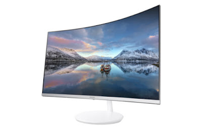 Samsung announces CH711 Quantum Dot curved monitor