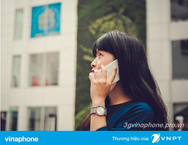 Giá cước gọi và nhắn tin các gói trả trước mạng Vinaphone