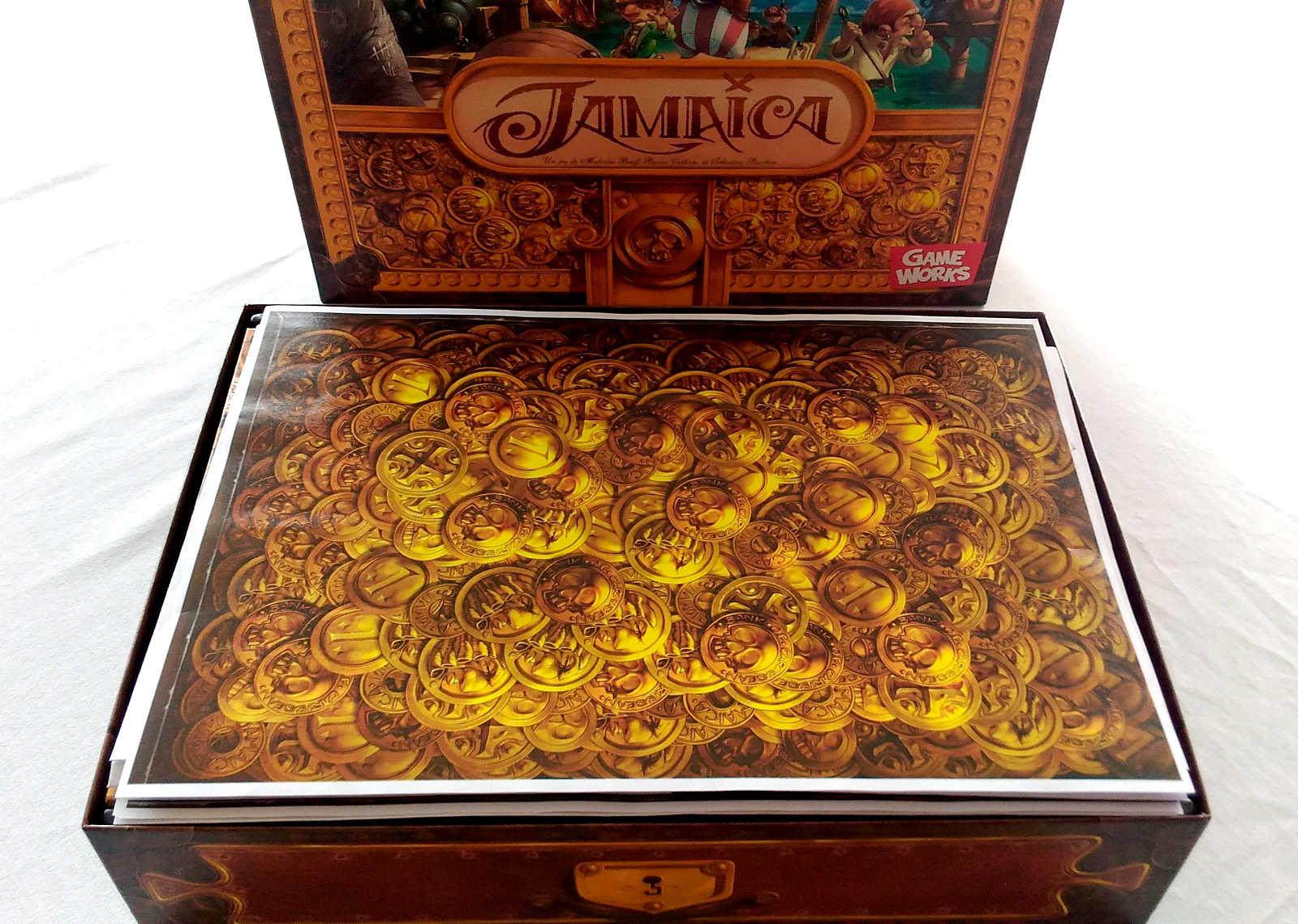 Jamaica coffre trésor