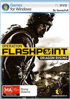 Operation Flashpoint Dragon Rising PC [Full] Español [MEGA]