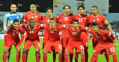 شاهد مباراة البحرين وقيرغيزستان بث مباشر اليوم الثلاثاء 15-11-2016 مباراة ودية