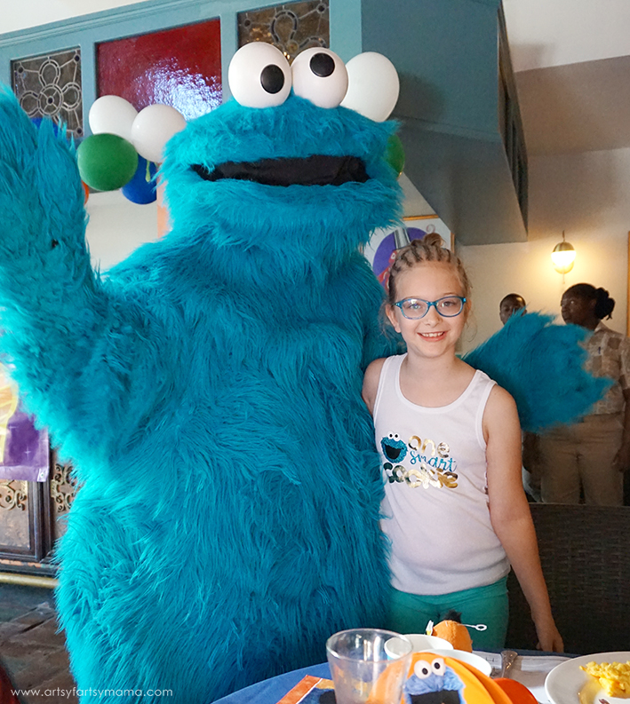 "DIY ""One Smart Cookie"" Cookie Monster Shirt"