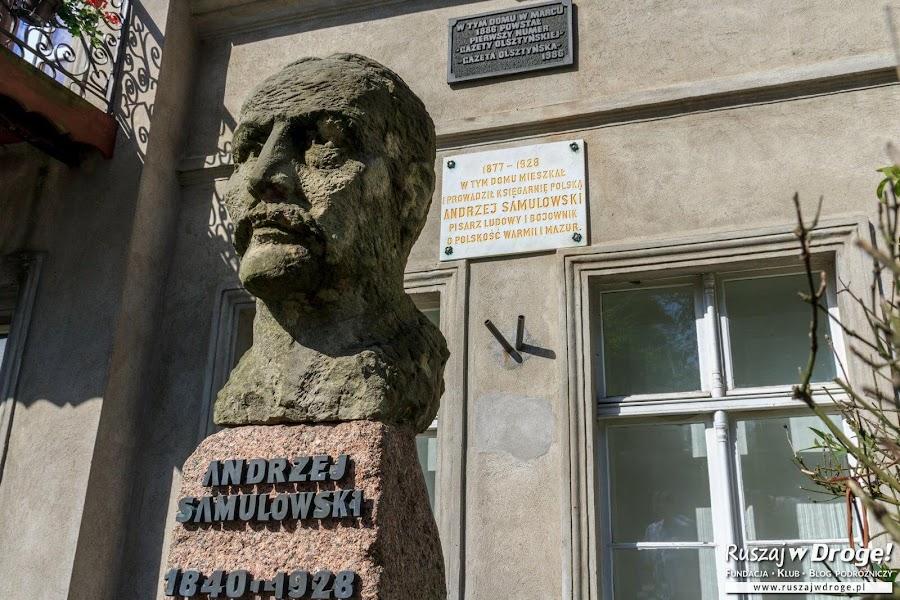 Pomnik Andrzeja Samulowskiego