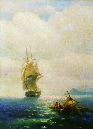 Картина Айвазовского - После бури
