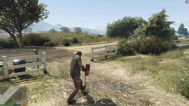 Download GTA 5 PC Games Gameplay