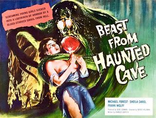 Película La bestia de la cueva maldita Online