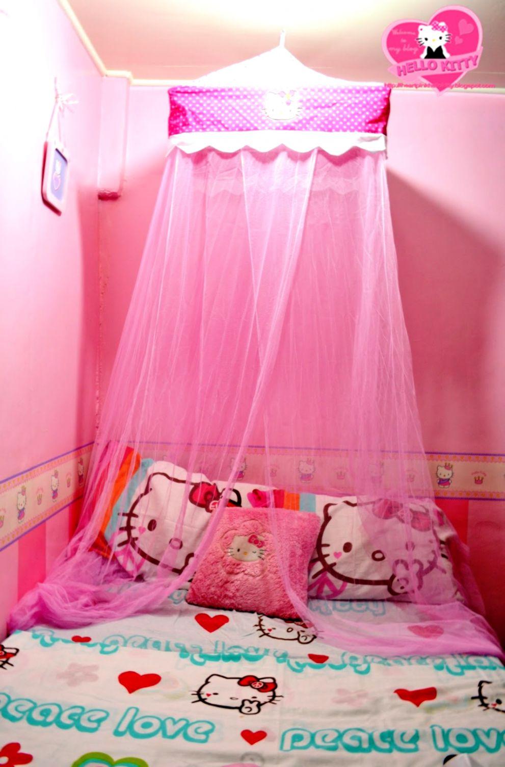 Hello Kitty Wallpaper For Bedroom