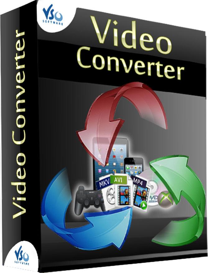 VSO Video Converter Descargar Cover Caratula