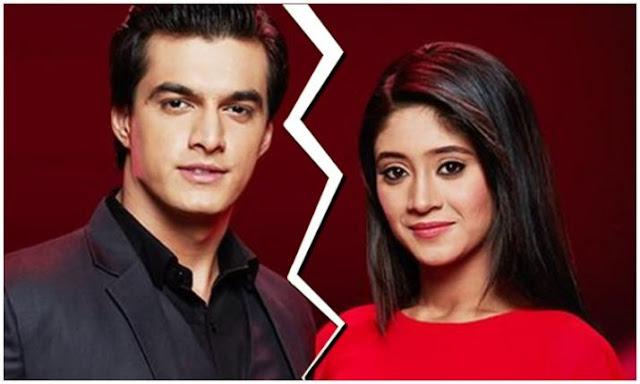 Big Twist : Naira confronts Kartik over their past relation in Yeh Rishta Kya Kehlata Hai