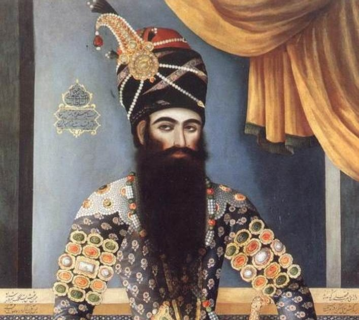 Image result for Fat'h Ali Shah Qajar